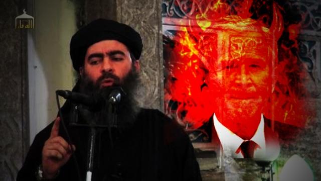 Bush Baghdadi