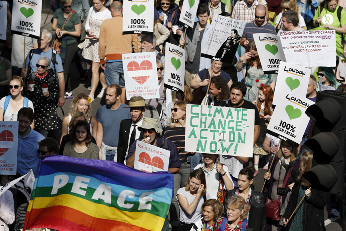 CLIMATE-DEMONSTRATION