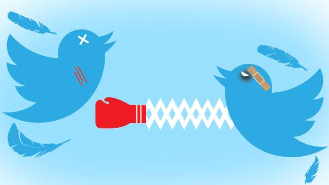 twitter-war