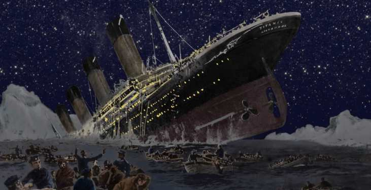 the-sinking-of-the-rms-titanic